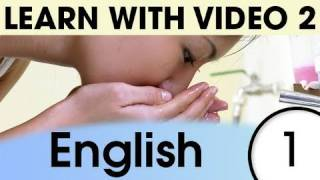 Talking About Your Daily Routine, Learn English with Video