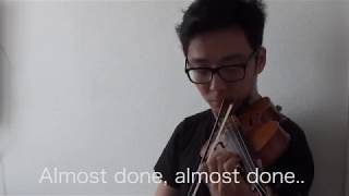 When You Try to Practice but Time isn't on Your Side Video
