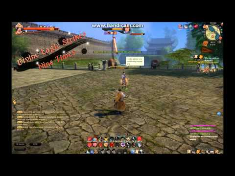 Age of Wulin Royal Guard PvP lvl 31