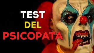 El mejor test para saber si eres un psicópata! ¿Tendrás una mente de psicópata? No te pierdas el test y comparte tu resultado! ↠↠ ¡No te olvides de suscribirte ...