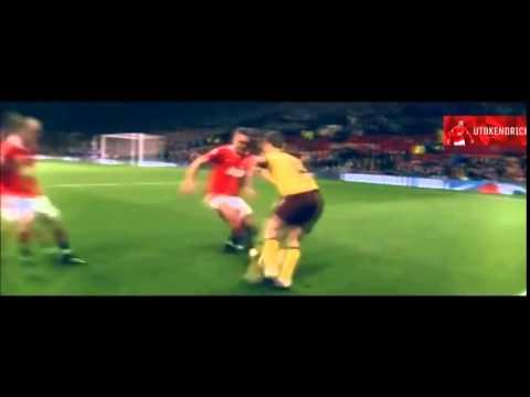 Rio Ferdinand and Nemanja Vidic  Compilation