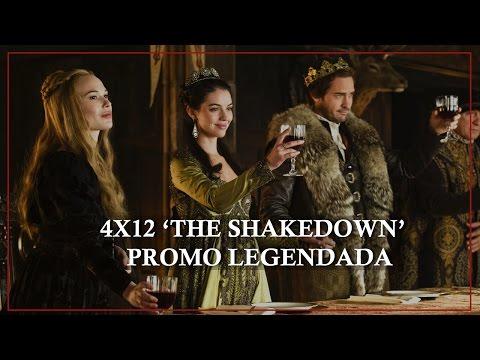 Reign 4x12 'The Shakedown' Promo Legendada
