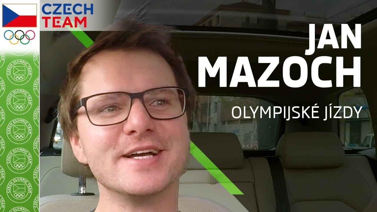 ŠKODA olympijské jízdy s Raškovkou a Janem Mazochem
