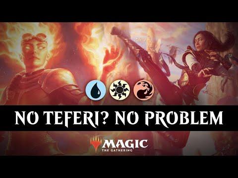 EASY MYTHIC w/ JESKAI CONTROL | We don't need Teferi to make you scoop....