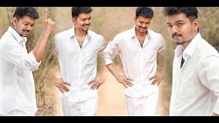 5 Crores Set for Vijay's Intro Song in Puli