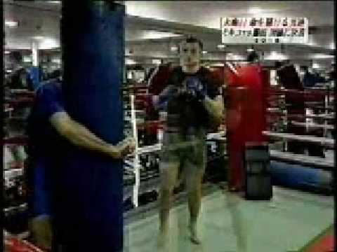 Mirko Crocop Sherdog Highlight Old school