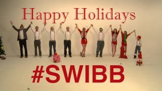SWIBB 2013 Christmas Video - Blurred Lines Remake