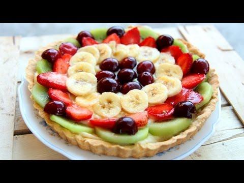 Nonna's Italian Fruit Tart Recipe - Laura Vitale - Laura in the Kitchen Episode 647