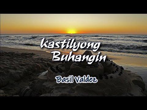 Kastilyong Buhangin - KARAOKE VERSION - as popularized by Basil Vasdez