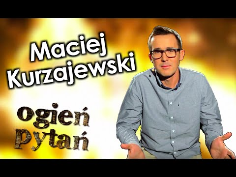 """Maciej Kurzajewski: """"Najpierw bieganie, potem seks"""""""