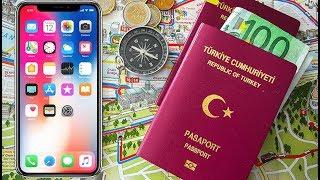 6000 TL Vermek Yerine Gidip ABD'den iPhone X Almak Daha mı Kârlı?