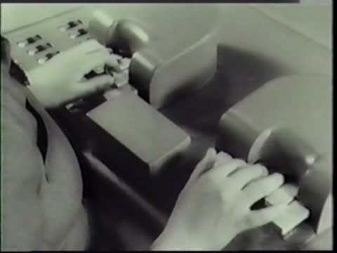 1939 Electronic Speech Synthesizer