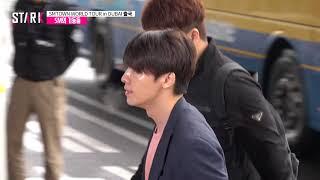 Video [HD] 180405 TVXQ, Super Junior  @ Airport to Dubai MP3, 3GP, MP4, WEBM, AVI, FLV Juli 2018