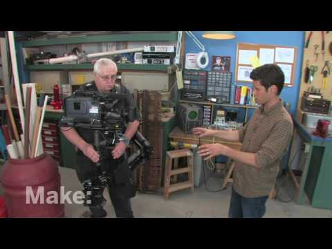 Make: television - Maker Workshop - DTV Antenna & Steadicam on MAKE: television Digital converter box? Check! Great reception? Not so much. John Park shows how to take a fistfu...