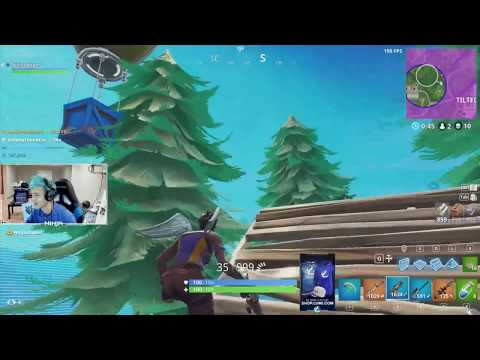 FORTNITE: NINJA'S SOLO STATS REVEALED (SO MANY WINS!!!!)