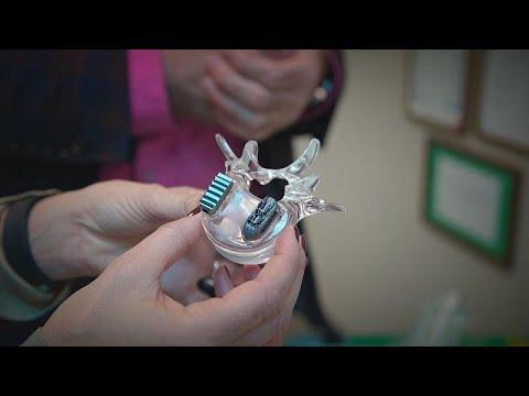 Wirbelsäulenbehandlung der Zukunft: Implantate aus de ...