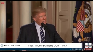 Breaking News: Live Coverage Of Supreme Court Announcement