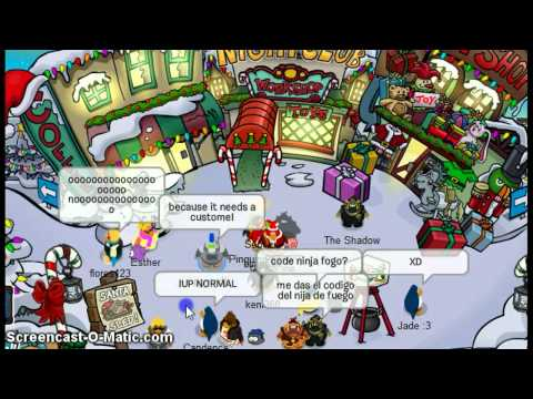 club penguin cpps HOW TO GET HERBERT CUSTOME