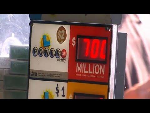 ΗΠΑ: Σε έναν υπερτυχερό τα 700 εκ. δολάρια του Powerball