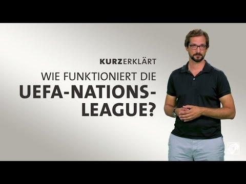 Wie funktioniert die UEFA Nations League?