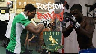 Repton Boxing Club London with Umar Sadiq