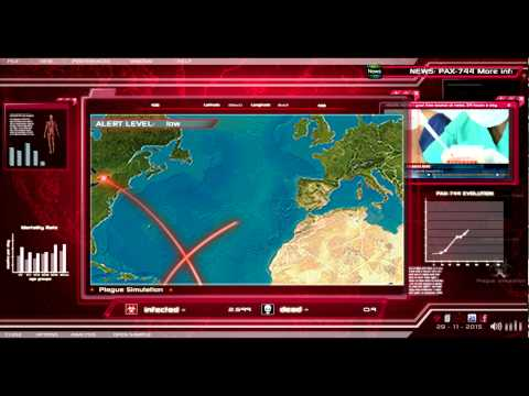 Video of Plague Inc.