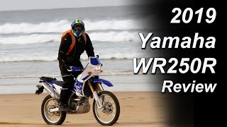 3. 2019 Yamaha WR250R Review Part 2 - Adventure Riding 'Tenere 250R'