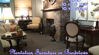 Plantation Burniture in Bardstown