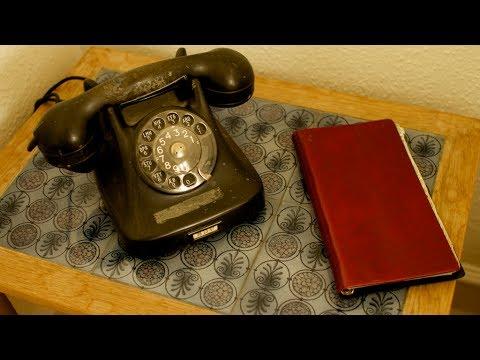Jens Peter Madsen fortæller sin egen historie om at lyve for sine forældre, og hvor svært det var før mobiltelefonens tid.