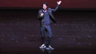 Iranian Clean Comedy Show UCLA - Max Amini (part 1)