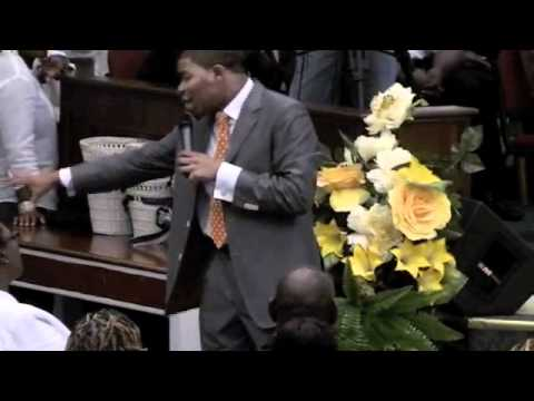 Prophet Brian Carn @ Power Plus 2010 - October 14 - Part One