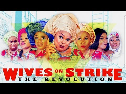 Omoni Oboli's WIVES ON STRIKE The Revolution coming to the UK (Mar 9-11)