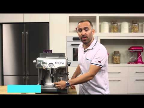 Breville BES920 Coffee Machine reviewed by product expert - Appliances Online
