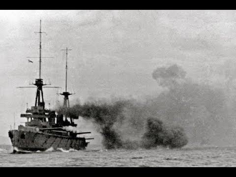 """Mis Videos. """"El duelo naval de largo alcance. El Dreadnought (1906)""""."""