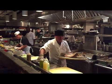 Teamwork In The Kitchen - Culinary Hospitality