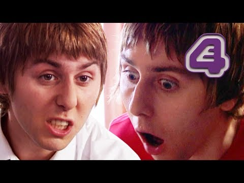 BEST OF THE INBETWEENERS   Jay's Funniest Moments   Series 2