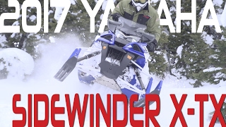 8. STV 2017 Yamaha Sidewinder X-TX