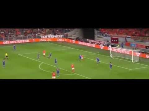 Hollanda 3-1 Kazakistan Maçı Golleri İzle