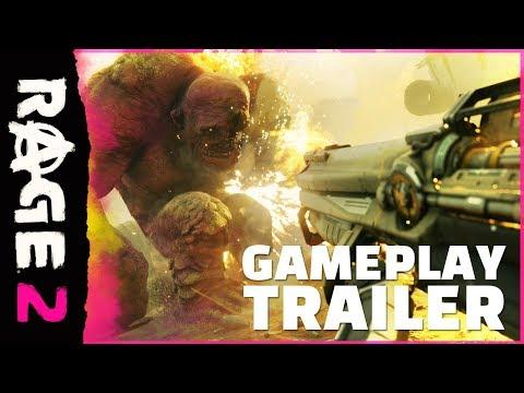 Rage 2 Trailer E3 2018 VO