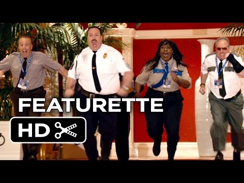 Paul Blart: Mall Cop 2 (Featurette 'Cast')