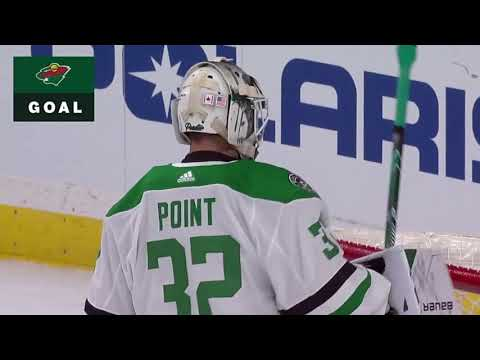 Video: Dallas Stars vs Minnesota Wild | NHL | SEP-20-2018 | 20:00 EST