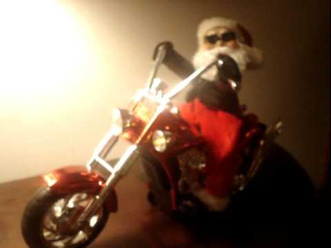 Santa's Bad To The Bone !!!