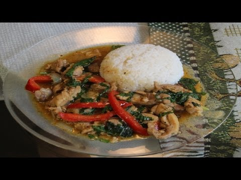 Best Thai Green Curry Recipe