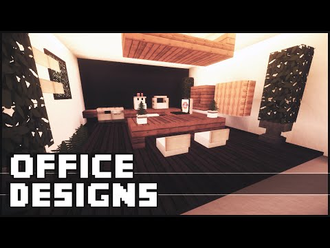 office - Minecraft - Office Designs & Ideas The Minecraft Inspiration Series! Give it a LIKE if you did enjoy. Don't forget to subscribe ▻ http://goo.gl/yCQnEn Shaders for 1.7.2+ Tutorial - http://goo.g...
