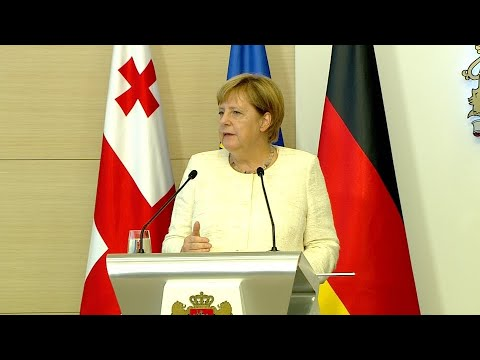 """Merkel zu Dresden-Debatte: """"Jeder Demonstrant ist O ..."""