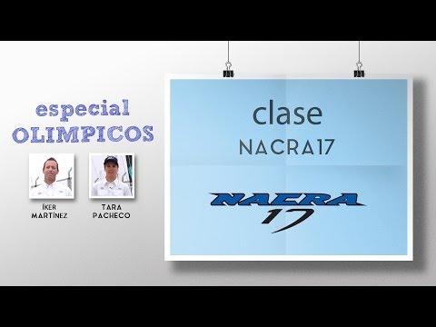 Especial olímpicos Nacra17 Iker Martínez y Tara Pacheco