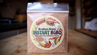The Only Ingredient You Need In Your Life by Brothers Green Eats