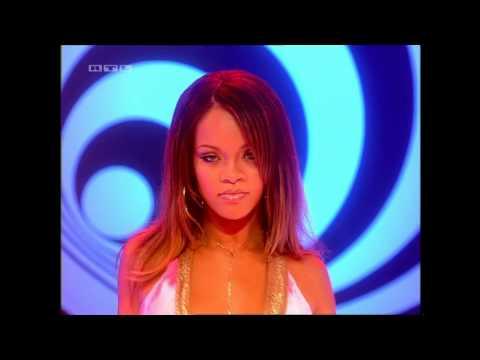 Rihanna - Pon De Replay (TOTP Germany) HD