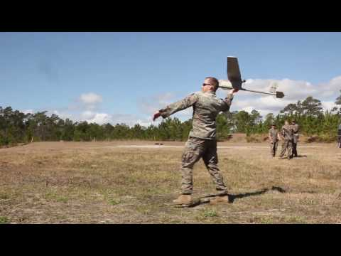 No pilot, no problem Marines qualify with Raven UAV