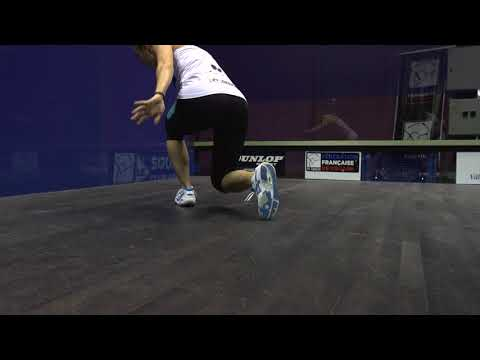 Squash tips: The secret to smooth, efficient movement!
